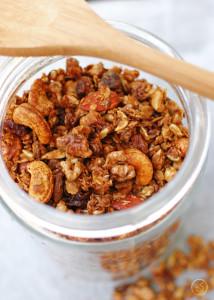 granola przepis