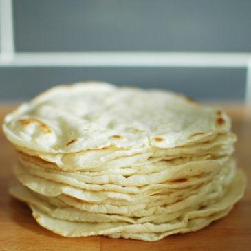 domowe najlepsze: tortille kukurydziane