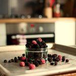 owoce suszone w piekarniku