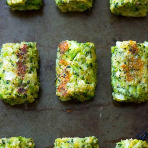 krokieciki z brokułów
