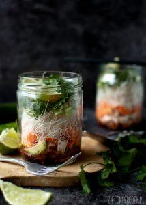 domowa zupka chińska, ekspresowa, wystarczy zalać